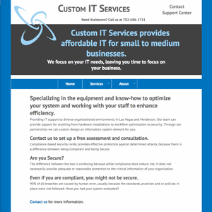 Custom IT Services